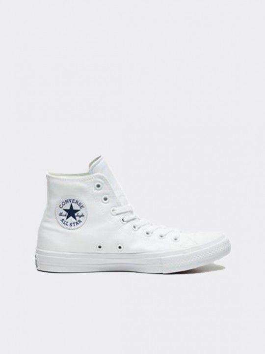 1a126446fc8 Converse All Star hoog wit | Footwear | Converse, Converse all star ...