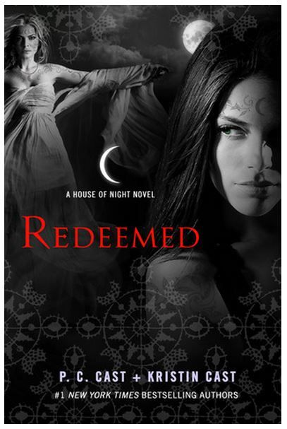 The Cover For Redeemed Houseofnight Book 12 And Last In The