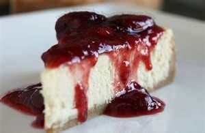 Strawberry Cheese Cake - Bing Images