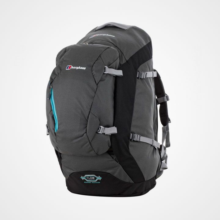 PRODUCT REVIEW; Berghaus Jalan 60 + 10 Litre Backpacker