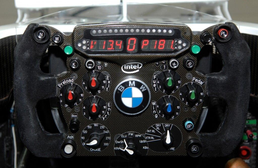 BMW steering wheel | My Style | Formula 1, Formula 1 car, Racing rims