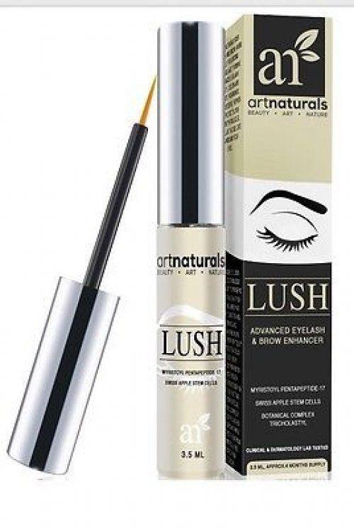 489bd1edf14 Art Naturals LUSH Advanced Eyelash & Brow Growth Enhancer 3.5ml NEW ...