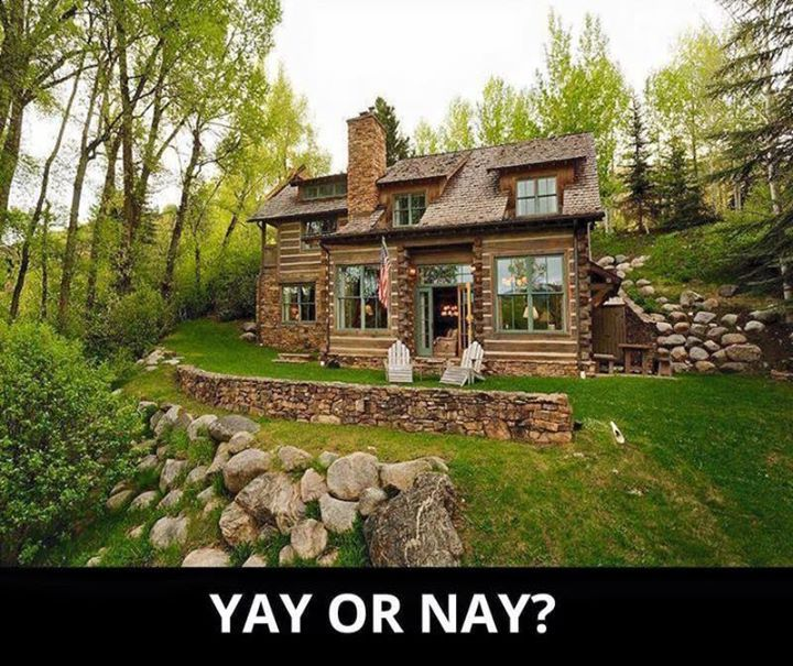 Amazing Concrete House Plan For A Rustic Forest Home In: Yay Or Nay? Leave A Comment!