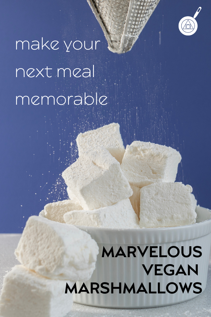 Very Marvelous Vegan Marshmallow
