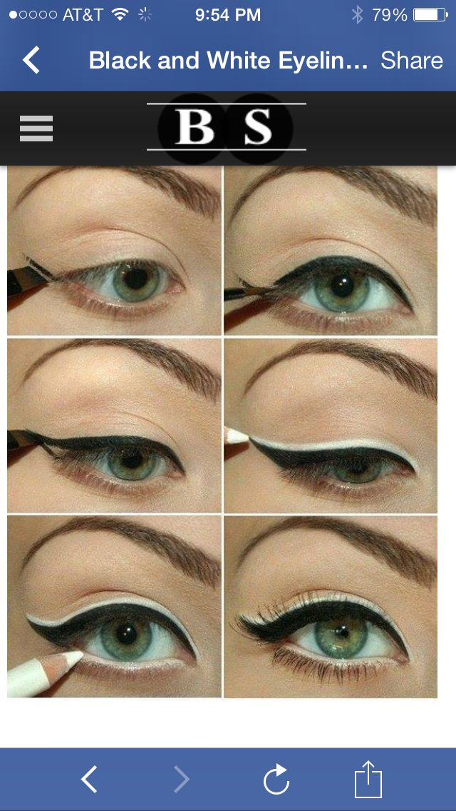 Célèbre Want to try | Hair and makeup | Pinterest DL29