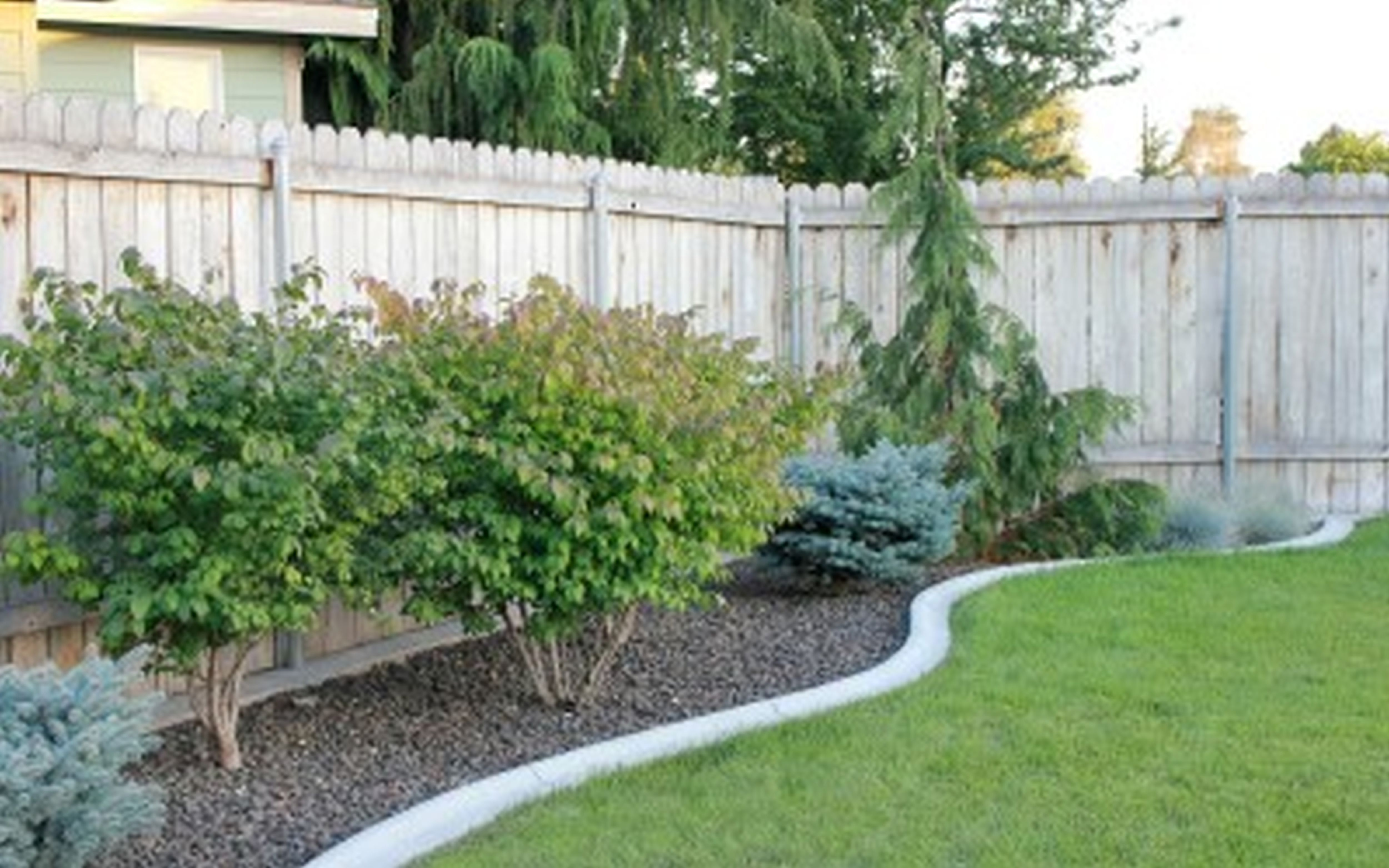 Garden Simple About Large Landscaping Rocks With Nice Pabble And