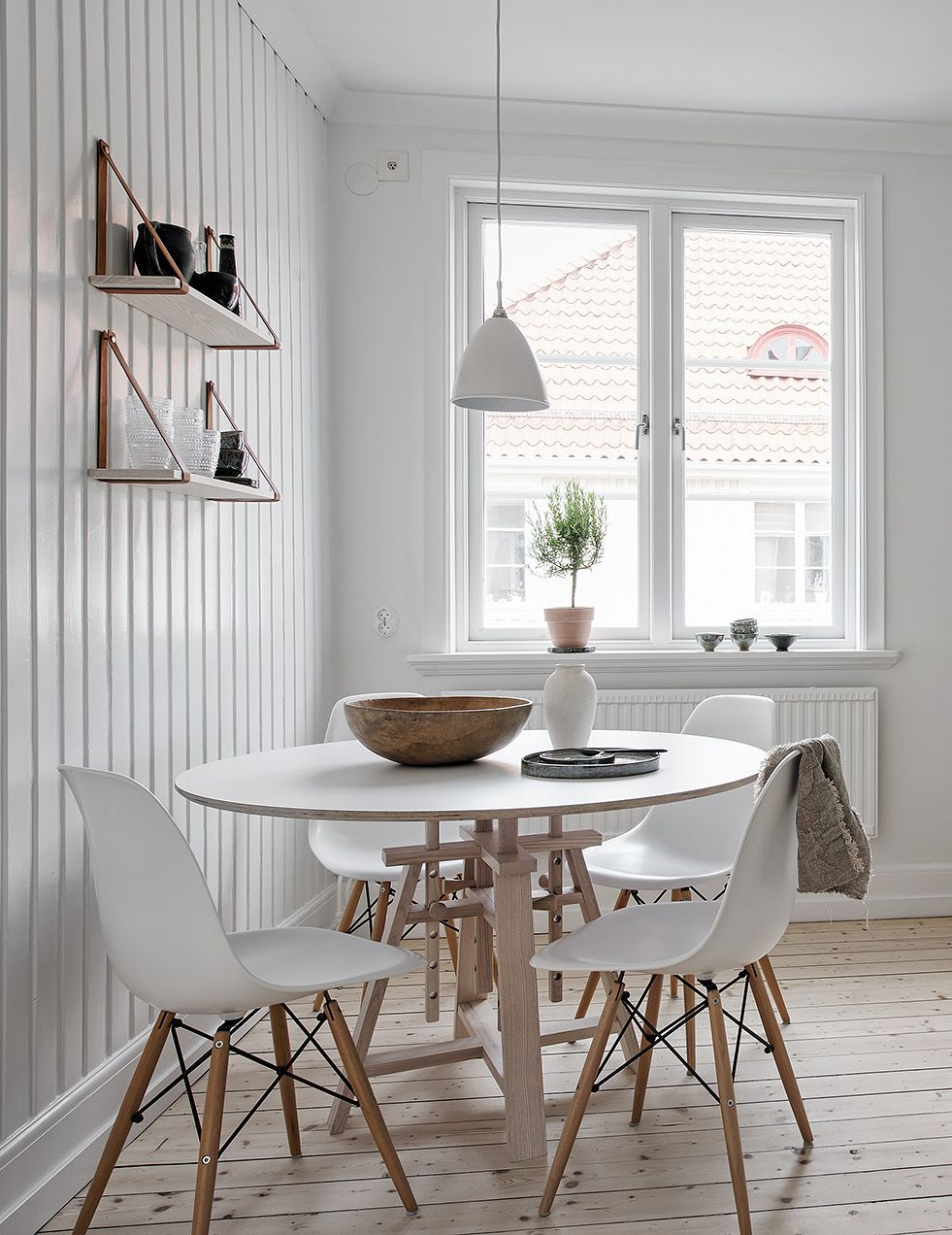 Scandinavian dining room take a look at this amazing dining room