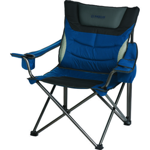 Image For Magellan Outdoors Padded Lumbar Extra Support Chair