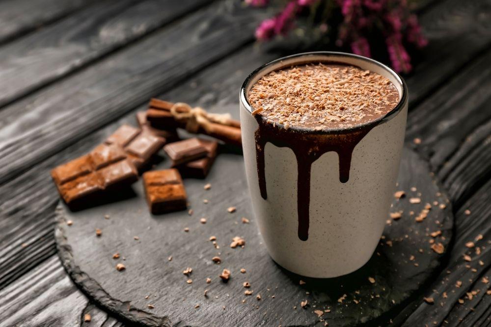 286 Otmetok Nravitsya 2 Kommentariev Za Zdorovyj Obraz Zhizni Vegetarian Ru V Instagram Veganskij Goryachij Shokol Coffee Recipes Hot Coffee Recipes Food