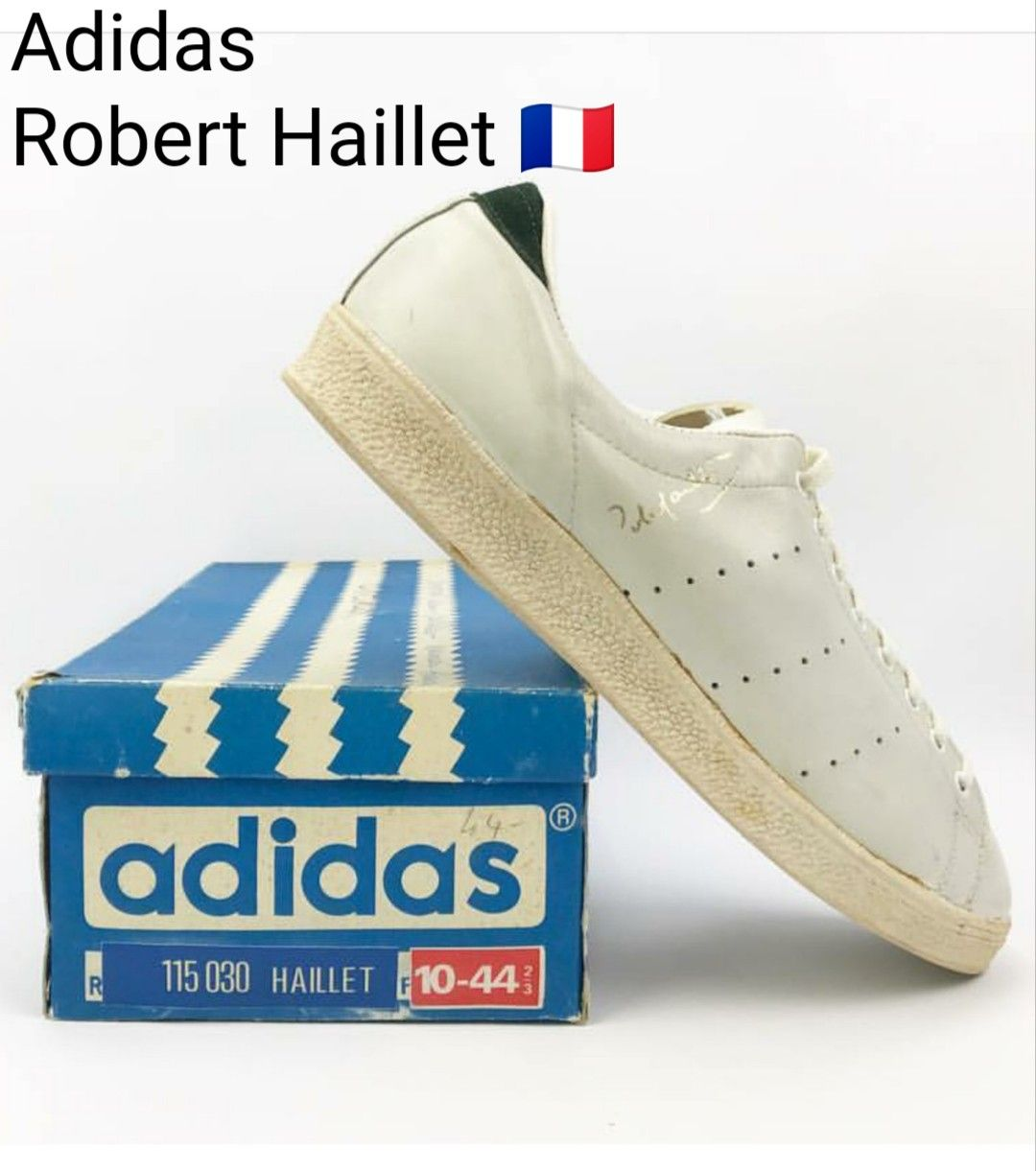 French made Adidas Robert Haillet from