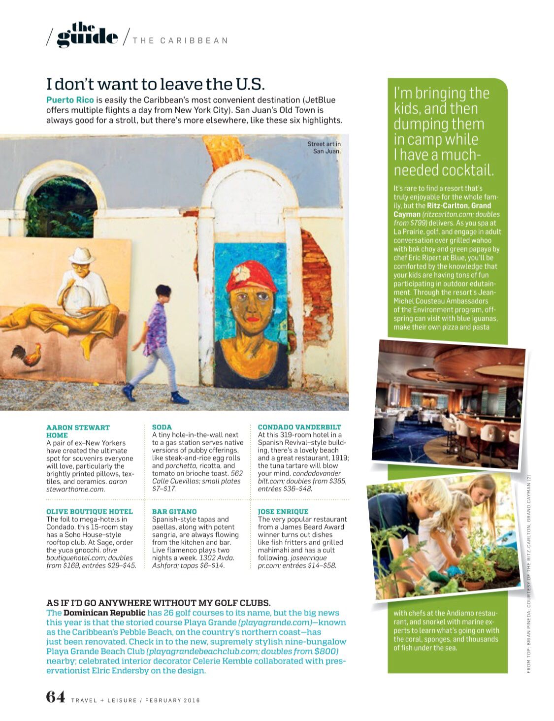 Thanks Travel Leisure For Adding Us To The List Of Thing To Do In Puerto Rico Travel And Leisure Puerto Rico Stuff To Do