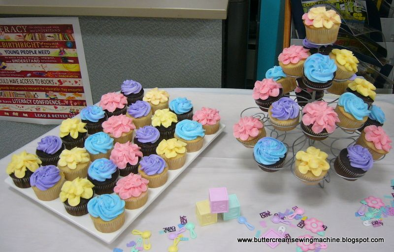 Friday Night Treat Tutorial Frosting Swirl Cupcakes With Images
