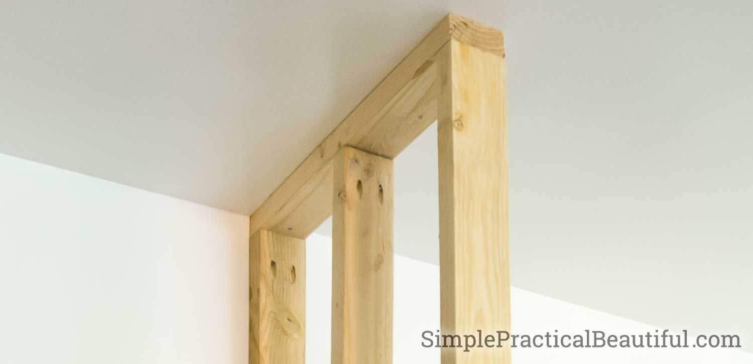 Framing a Wall in Place | Drywall and Walls