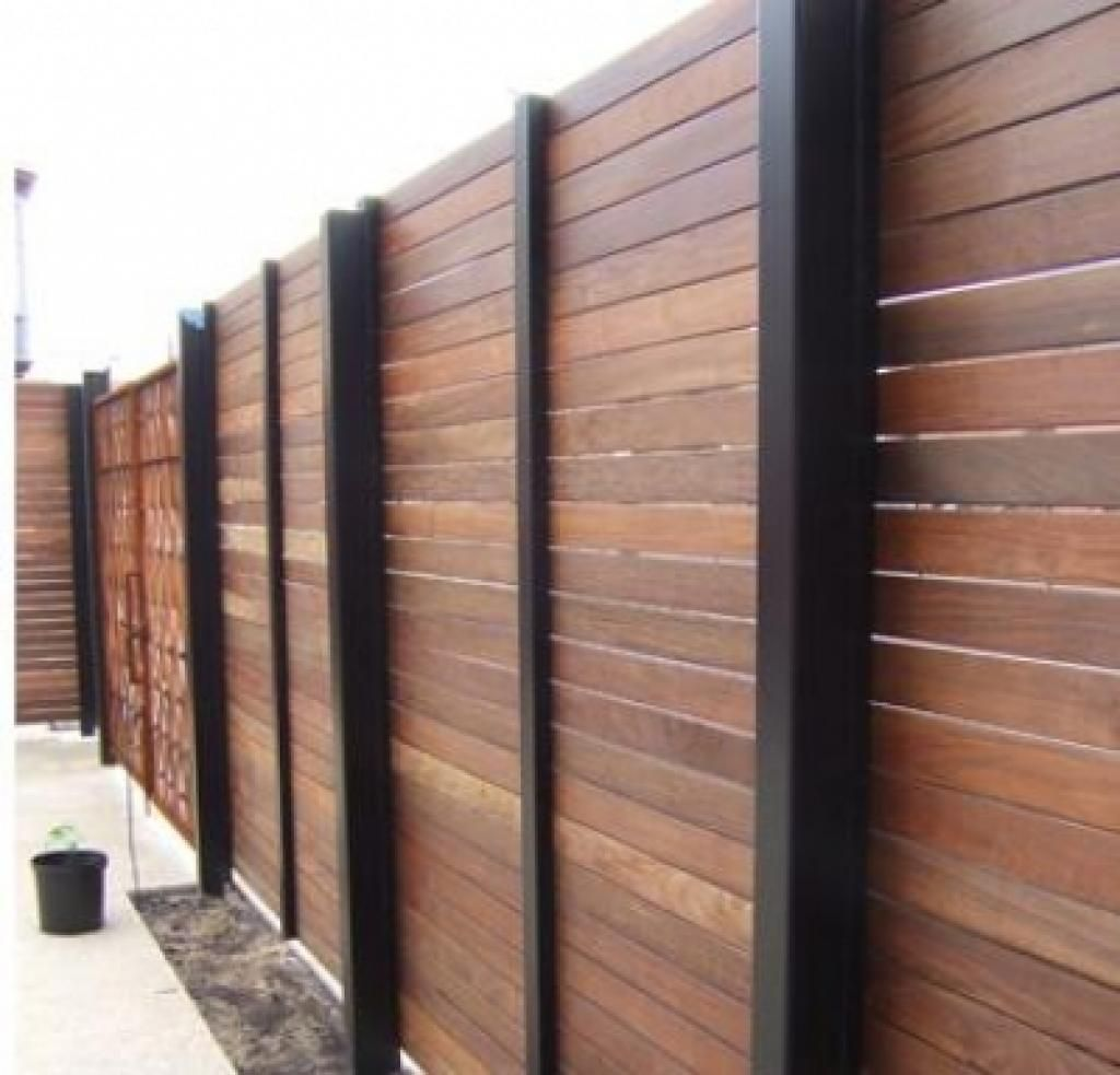 Different types of fences all about home design ideas 5 for Types of fences