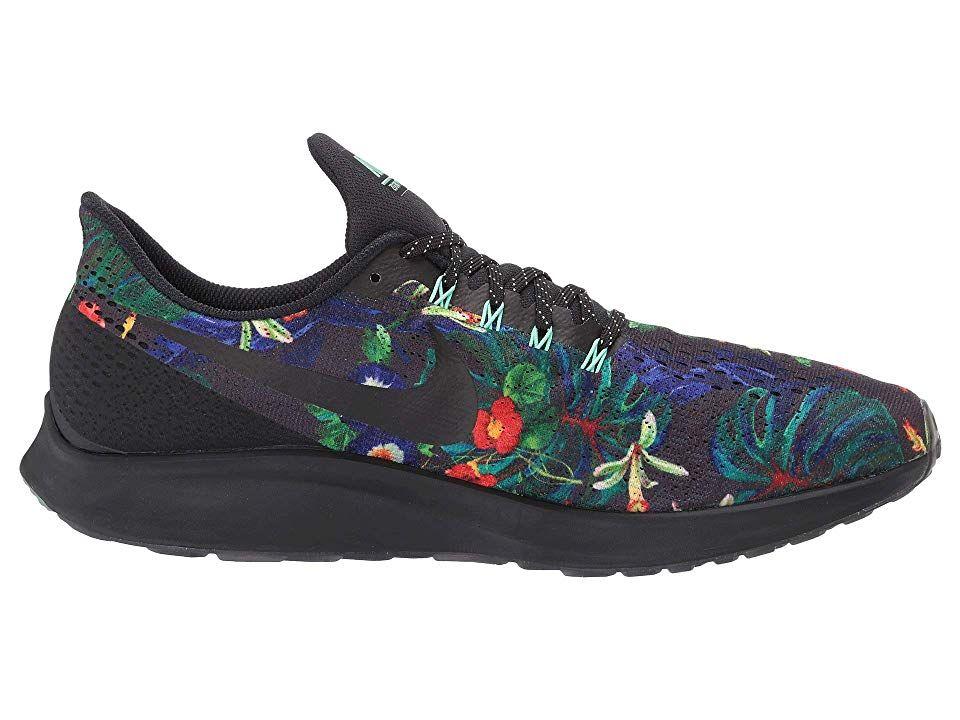 f83d86f9a459 Nike Air Zoom Pegasus 35 GPX RS Men s Running Shoes Black Black Green Glow