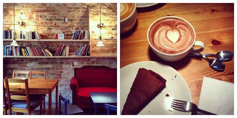 12 Monate - 12 Cafés: Lieblingscafé im Mai