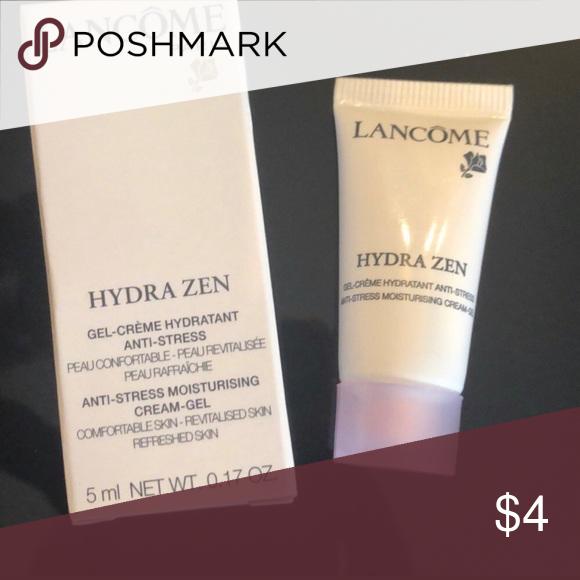 6/30 Lancôme Hydra zen, makeup
