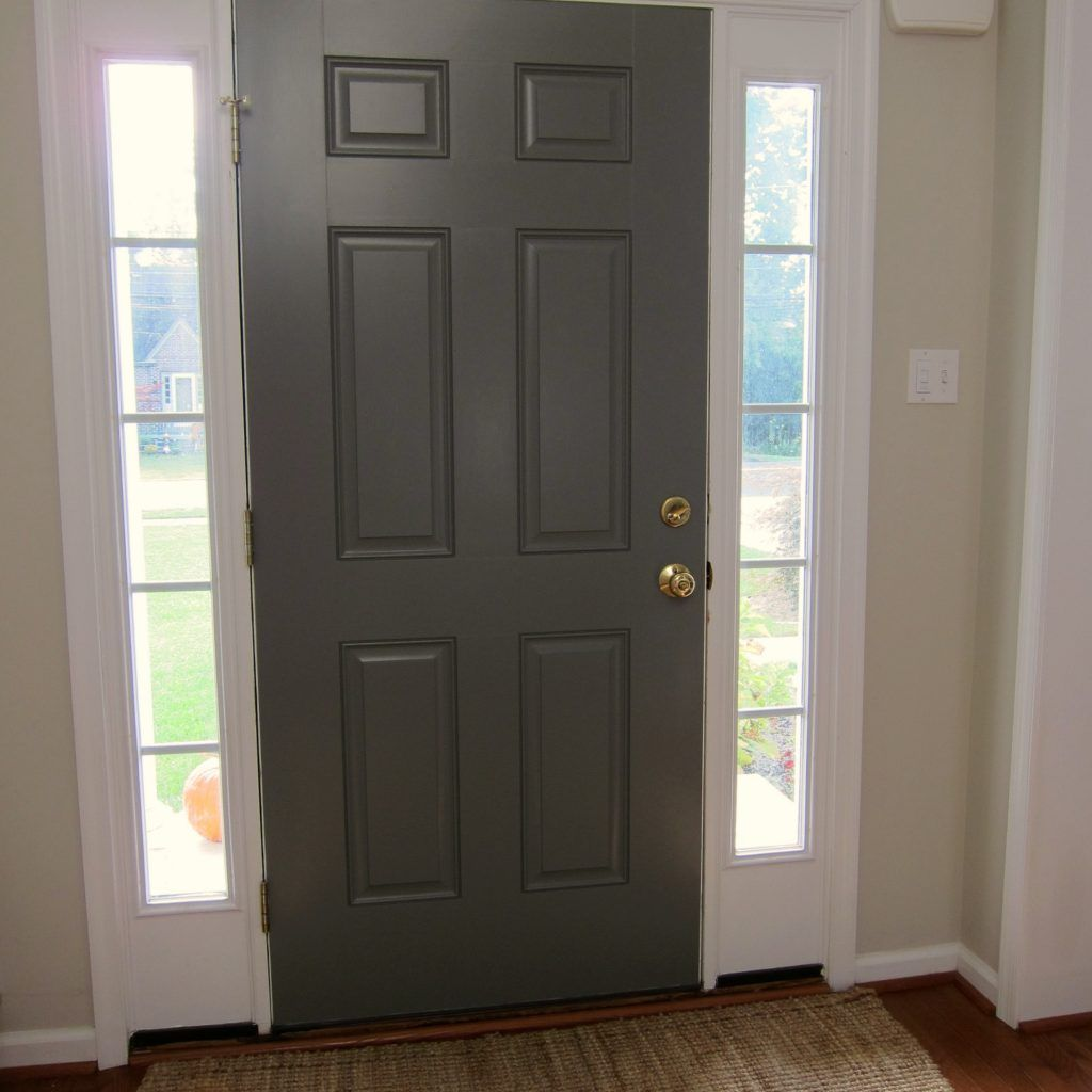 Interior Front Door Color Ideas