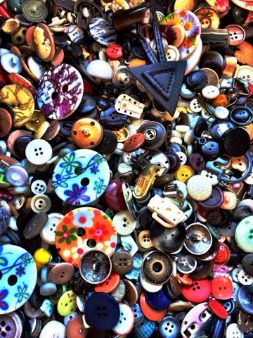 Buttons from Paris
