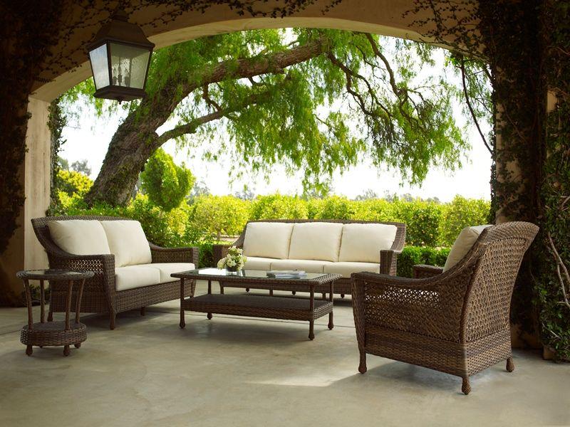 Veranda Deep Seating Collection From Brown Jordan