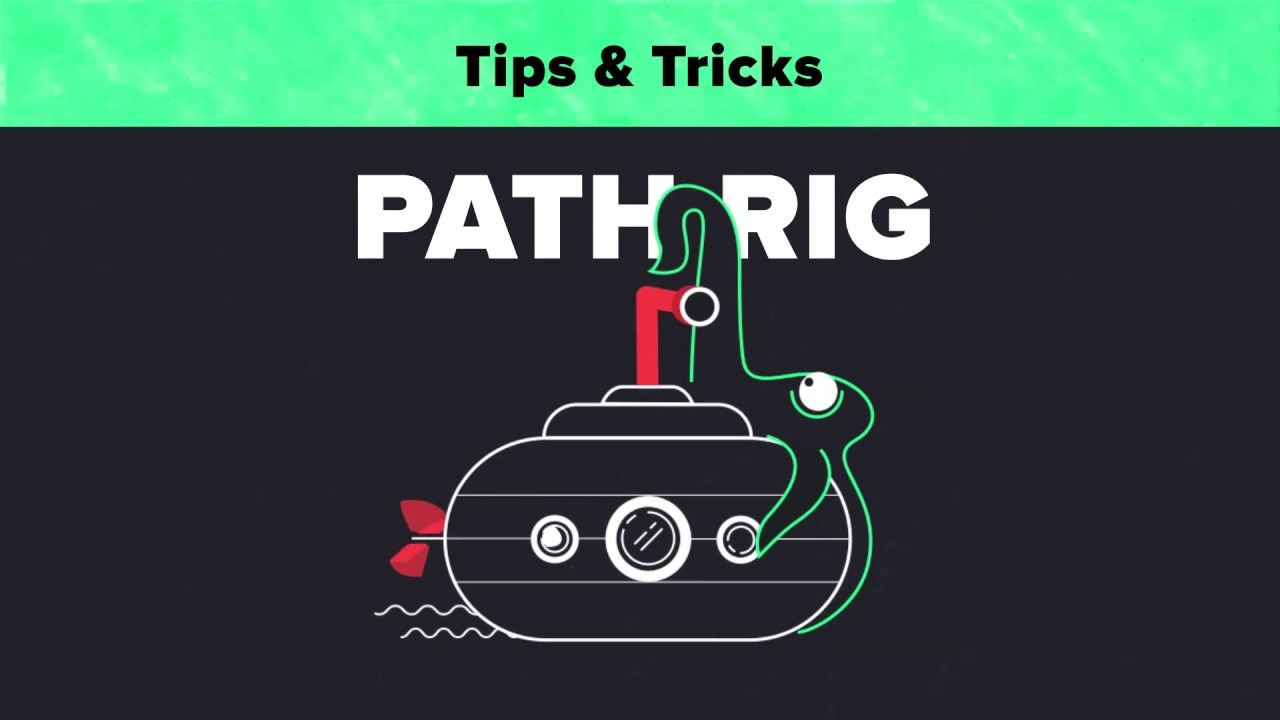After Effects Tips & Tricks - Path Rig | filmmaking -- adobe
