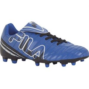 new concept 703b5 54c6d Fila Soundwave Soccer Cleats Mens Blue Synthetic - ONLY  65.95