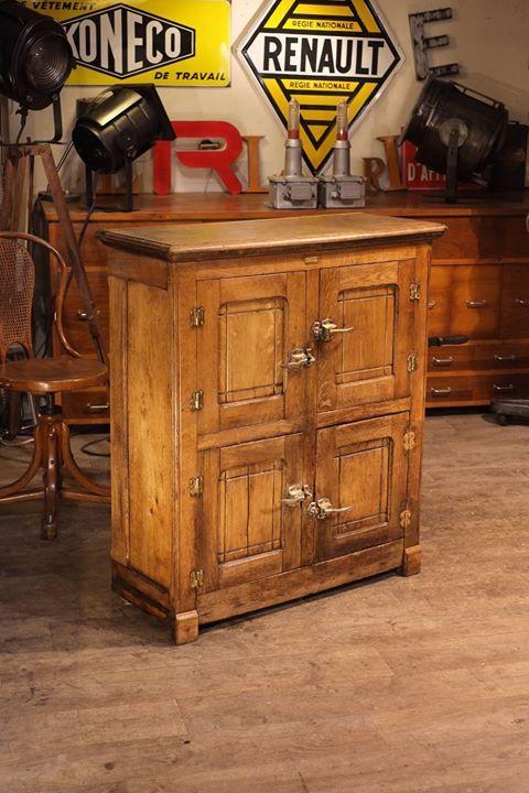 meuble de metier ancien de café 1930 en chene massif plus d\u0027info sur