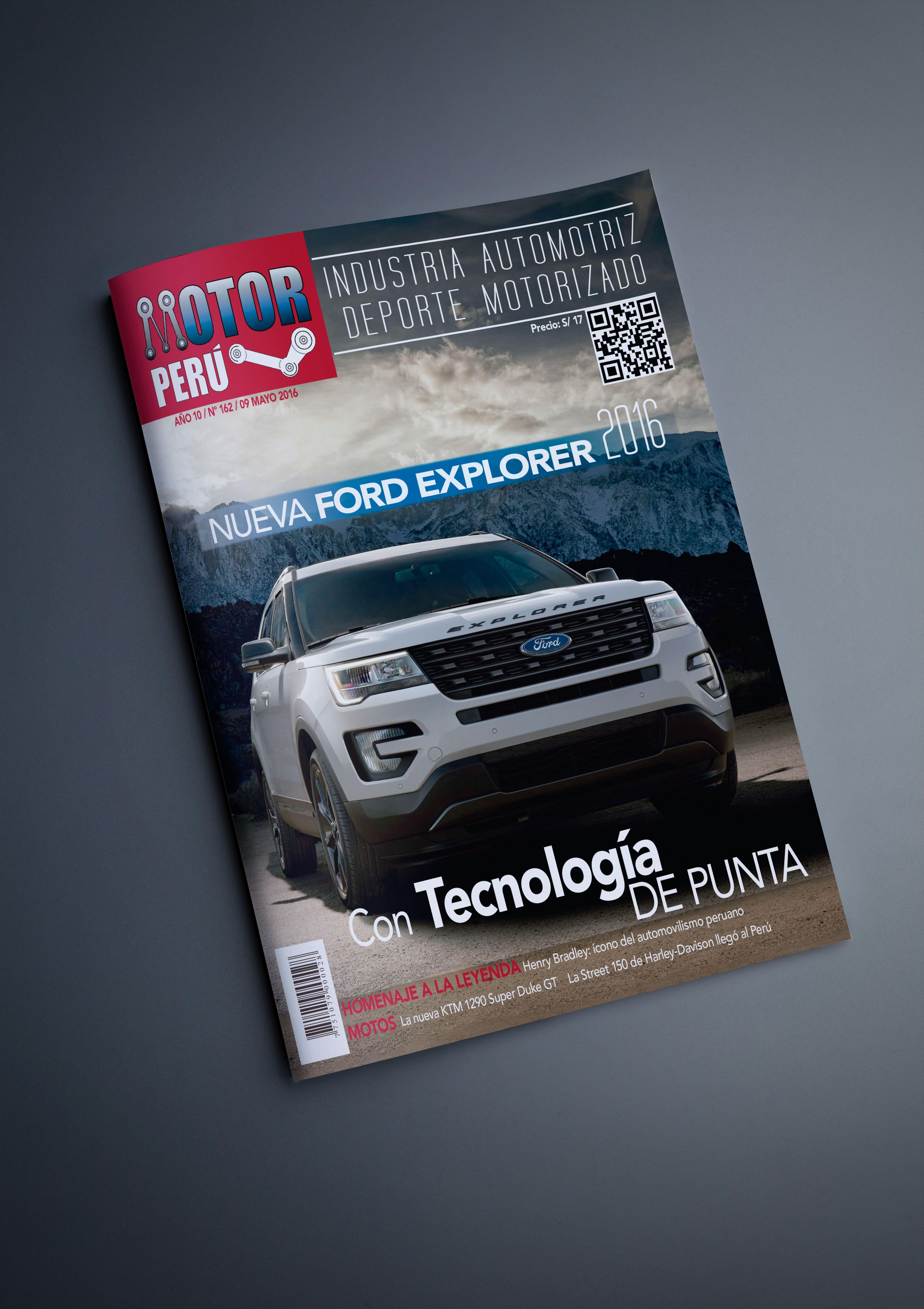 """Consulta mi proyecto @Behance: """"Diagramación y edición de revista Motor Perú"""" https://www.behance.net/gallery/46177937/Diagramacion-y-edicion-de-revista-Motor-Peru"""