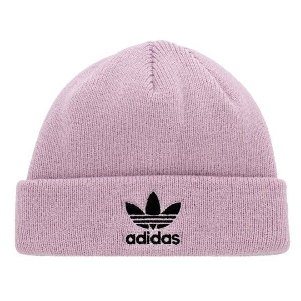 Adidas Originals Trefoil Ii Knit Cap (65 PEN) ❤ liked on Polyvore featuring  accessories