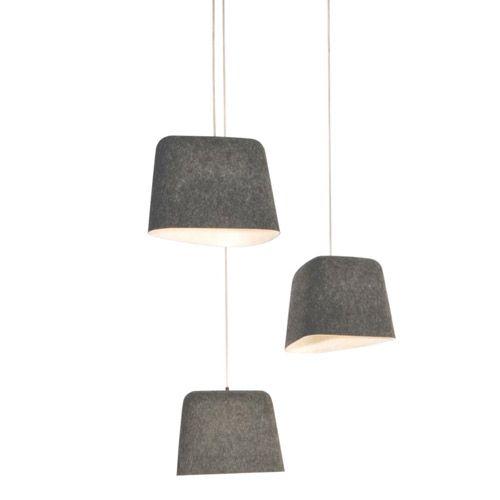 Felt Shade Pendant Felt Shade Pendants Tom Dixon Pendants Ylighting Pendant Light Pendant Lighting Modern Pendant Lamps