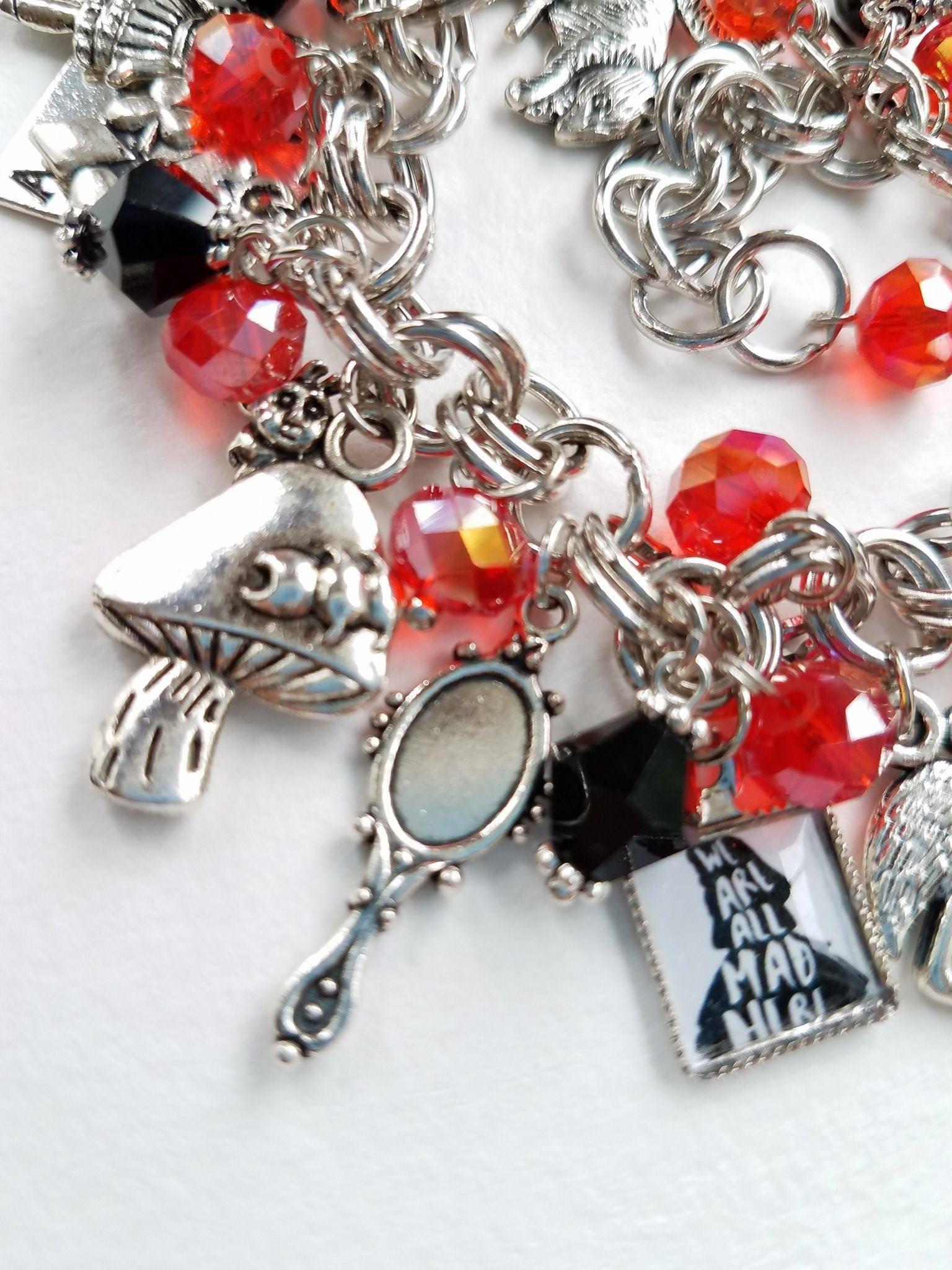 Large Of Custom Charm Bracelets
