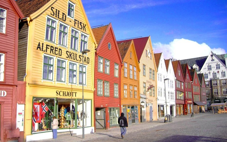 Solo travel: The best way for solo travelers to experience an expensive country that's 1,000 miles long: aboard one of the Hurtigruten coastal steamers that sail up the coast of Norway, into the city of Bergen, and through some of the country's most beautiful fjords, stopping at dozens of ports along the way.