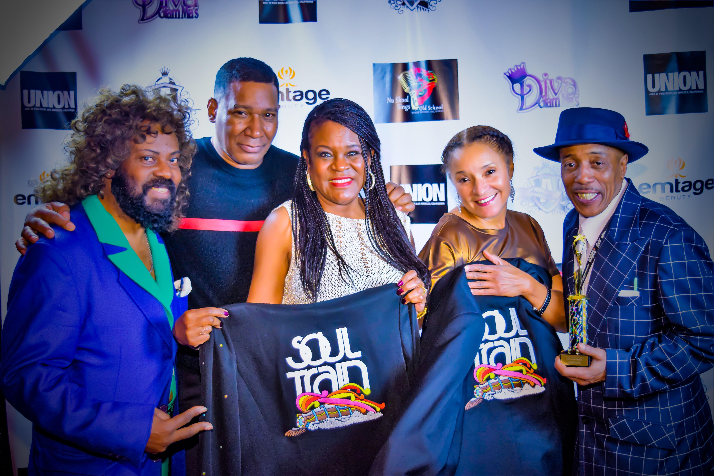 Brandy Sanders 3rd Annual Soul Train Dancers Award 2017 Marco
