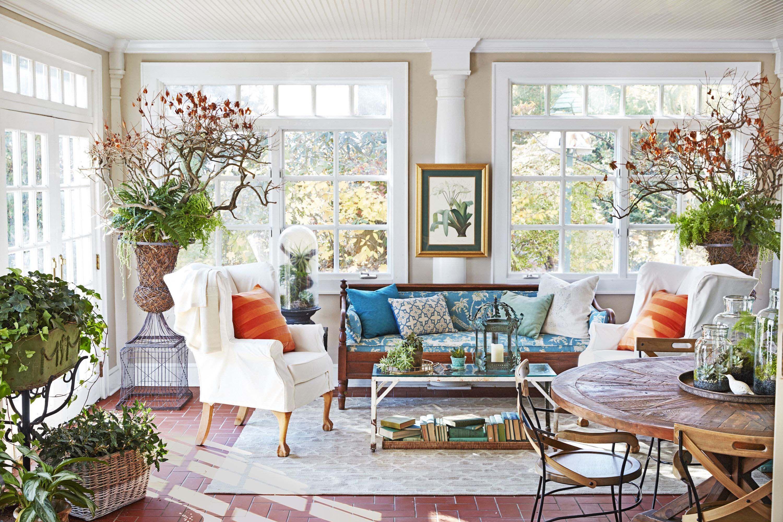 Sunroom Ideas On A Budget Sunroom Decorating Living Room Decor