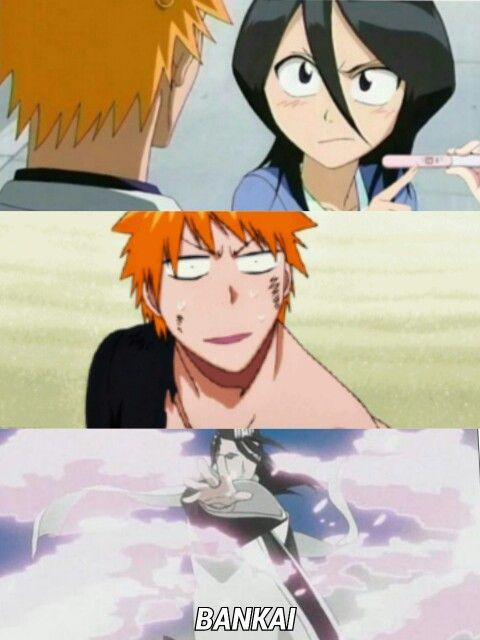 Hahaha..... Byakuya is coming for you Ichigo!!....