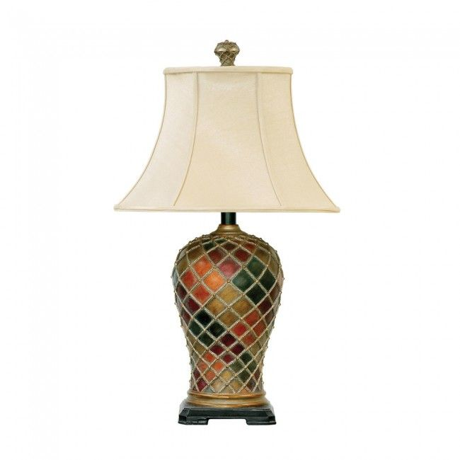 Dimond Lighting 91-152 Joseph 1 Light Table Lamp