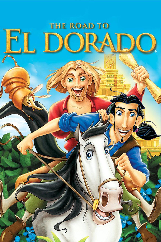 Pin De Tiffany Henderson En My Favorite Animation Movies El Dorado Camino Hacia El Dorado Películas De Animación