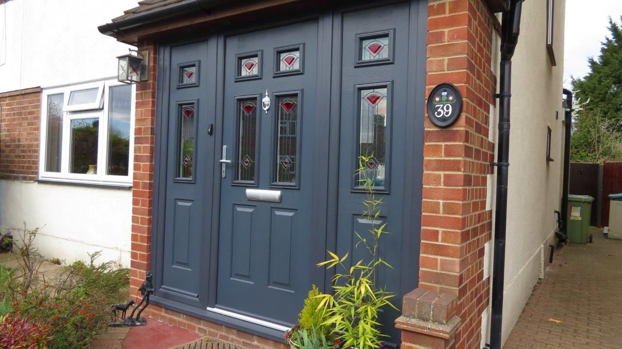If You Have A Large Front Door Entrance, Take A Look At Our Gorgeous Range