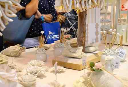 Arte e artigianato al Vebo: 30.000 operatori al salone internazionale della bomboniera
