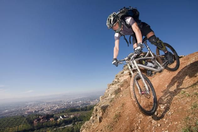 Mountain Bikes Vs Road Bikes Mountain Biking Bike Trails