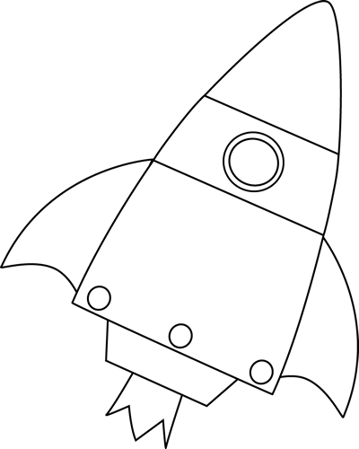 Black And White Rocket Blasting Off Clip Art Black And White Rocket Blasting Off Image Black And White Clip Art Arts And Crafts For Kids