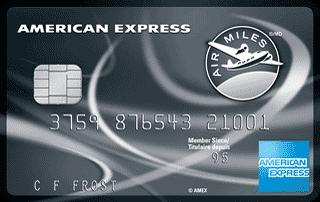 American Express Air Miles Reserve Credit Card Review Miles Credit Card Travel Credit Cards American Express Card