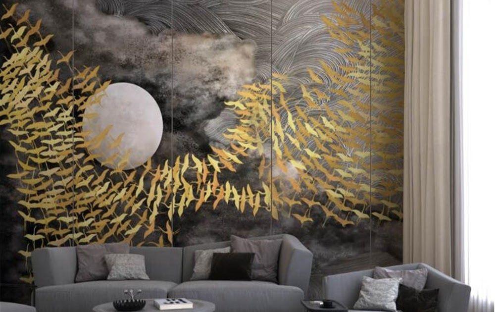 Paling Keren 19 Wallpaper Dinding Rumah 3d 7 Kreasi Dekor Keren Dengan Wallpaper Dinding 3d Us 8 1 46 Off Beibehang Kustom 3d Wa Di 2020 Dekor Lukisan Dinding Mural