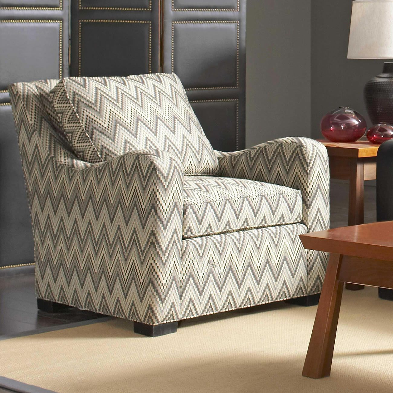 Stickley Furniture San Jose upholstered chair