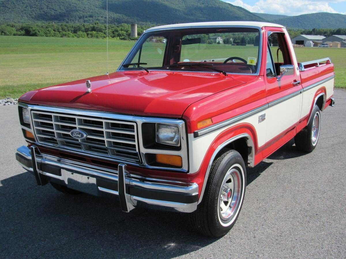 Ford 1985 ford f150