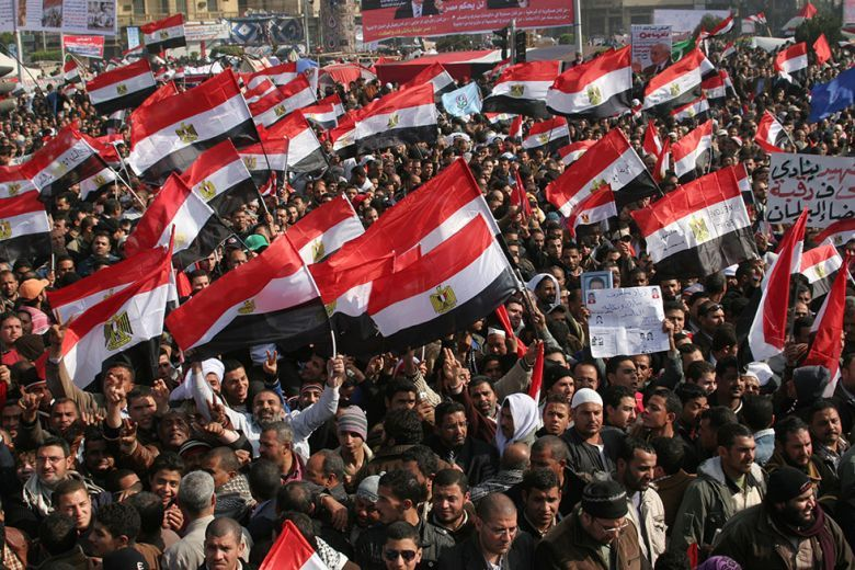 7 Years Ago This Was Egypt Remembering The 25 January Revolution