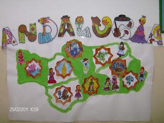 Mi Pequeño Rinconcito Día De Andalucía Dia De Andalucia Andalucía Dia De La Paz