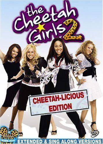 The Cheetah Girls 2 Filmes Filmes Da Disney Posters De Filmes