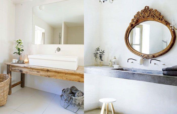 Deko- und Badezimmer-Ideen: Spiegel | moebel | Pinterest ...