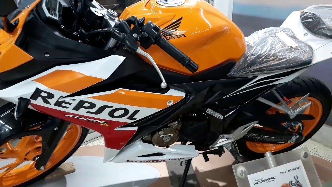 New 2018 Honda Cbr150r Repsol Review First Look Honda Bike Details Roadsters